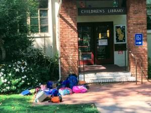 Lucie Stern Children's Library, Palo Alto