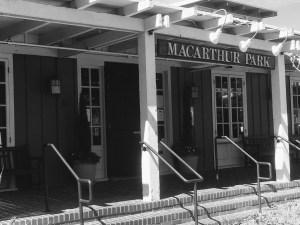 MacArthur Park Restaurant, Palo Alto