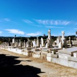 Crypts at the Italian Cemetery in Colma
