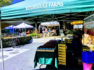 Farmer market, Stanford