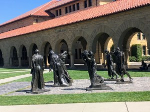 The Burghers of Calais, Rodin