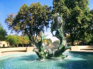 White Memorial Plaza, Stanford