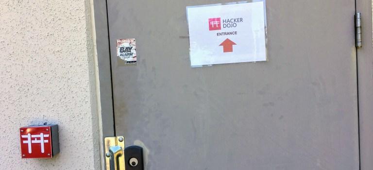 Hack in a dojo