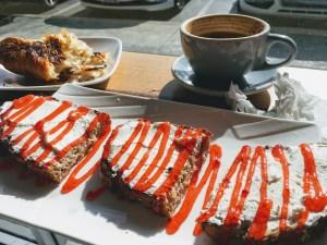 Voyager craft coffee and sandwich, Santa Clara