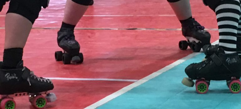 Cheer on the Silicon Valley Roller Girls