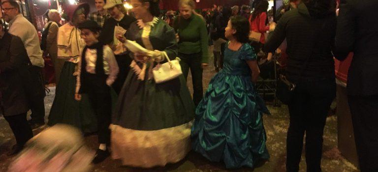 Timewarp to Dickens' London