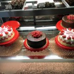 Special cakes made to order at Cafe 3, Oracle