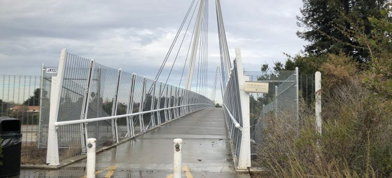 Dan Burnett Bicycle and Pedestrian Bridge