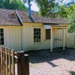 Grant Cabin at Deer Hollow Farm, Cupertino.