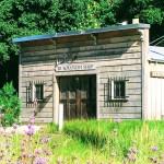 Blacksmith Shop at McClellan Ranch, Cupertino.