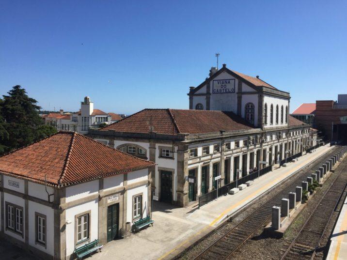 Viana railway