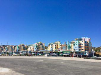 Albufeira marina apartments