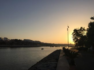 Bou Regreg river