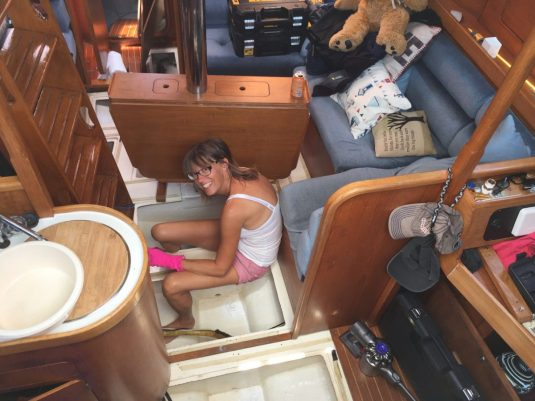 The Glamour of Sailing