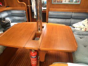 Varnished Table