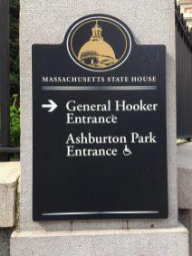 Hooker entrance