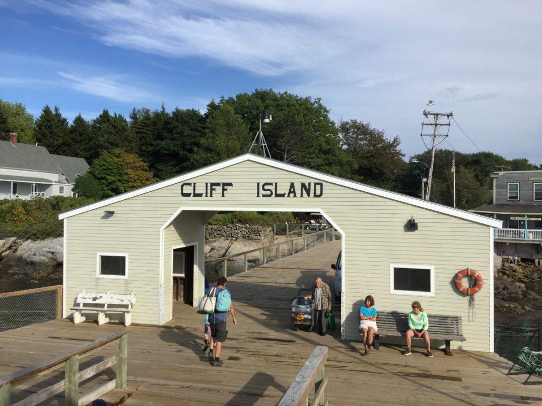 Cliff!