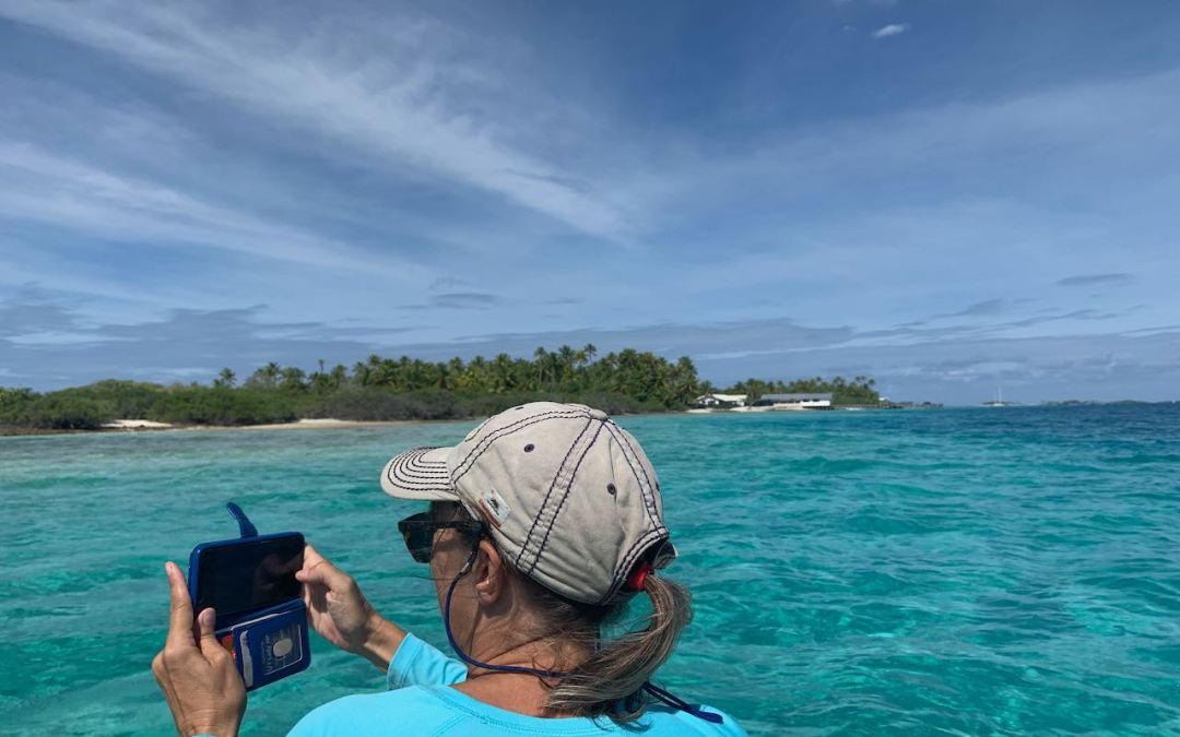 Kon-Tiki, sea monsters and Mexican refugees in Raroia