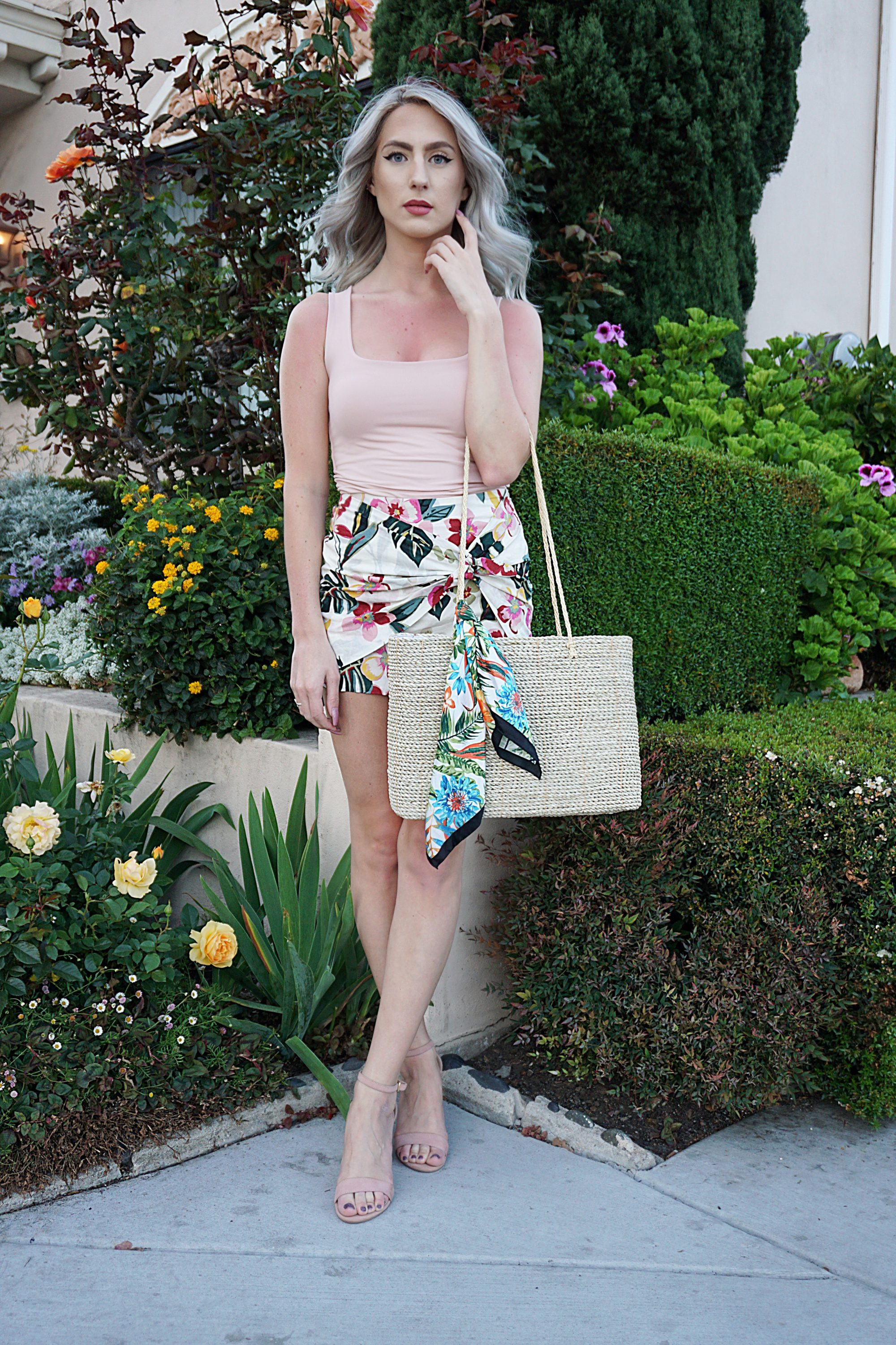 The Straw Bags You Need | Until The Very Trend