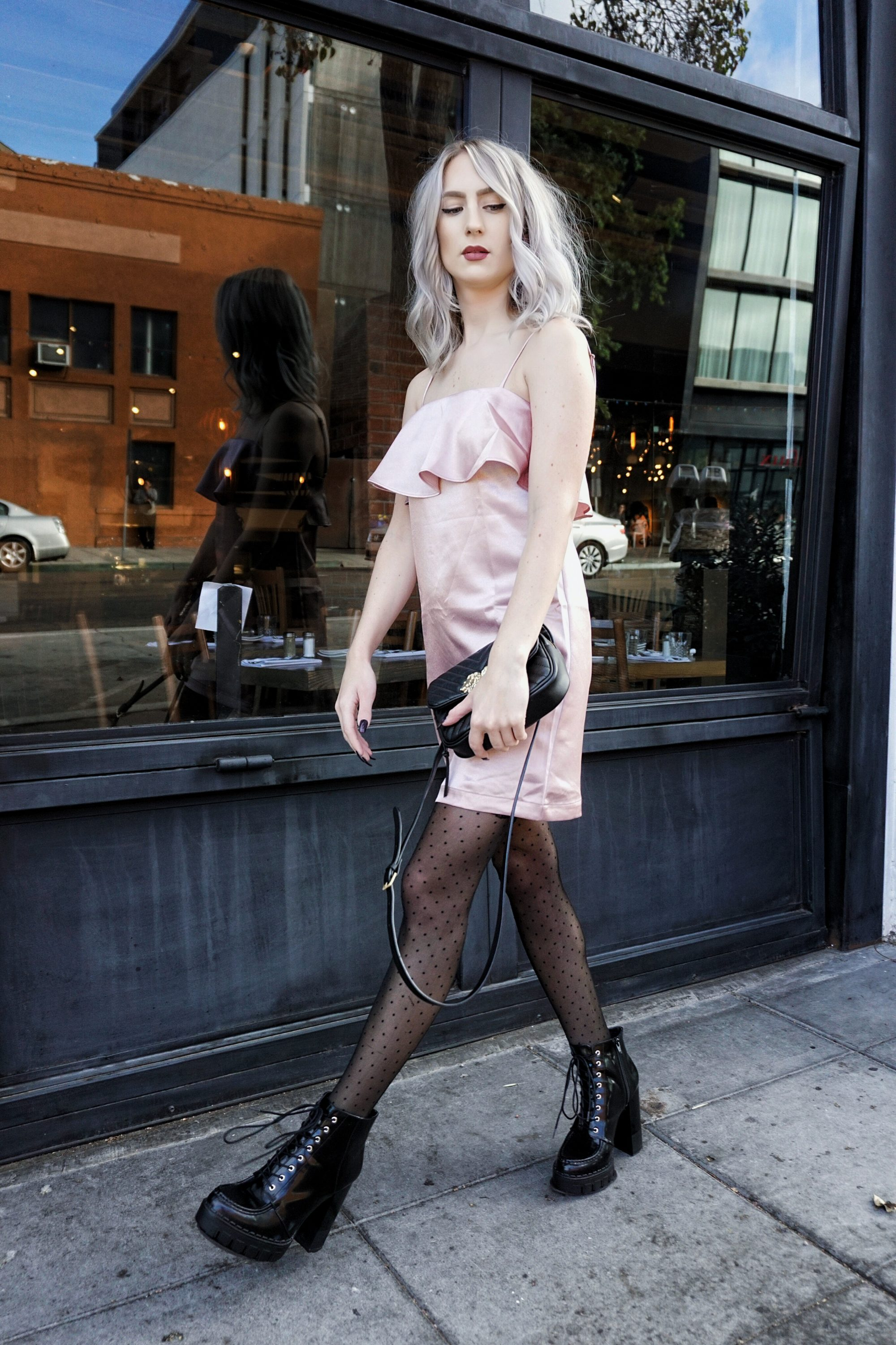 Stylish Ways To Wear Tights | Until The Very Trend