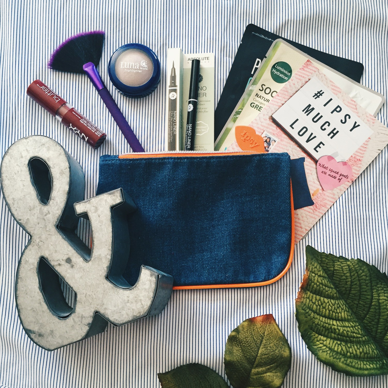 February IPSY Glam Bag Review | Until The Very Trend