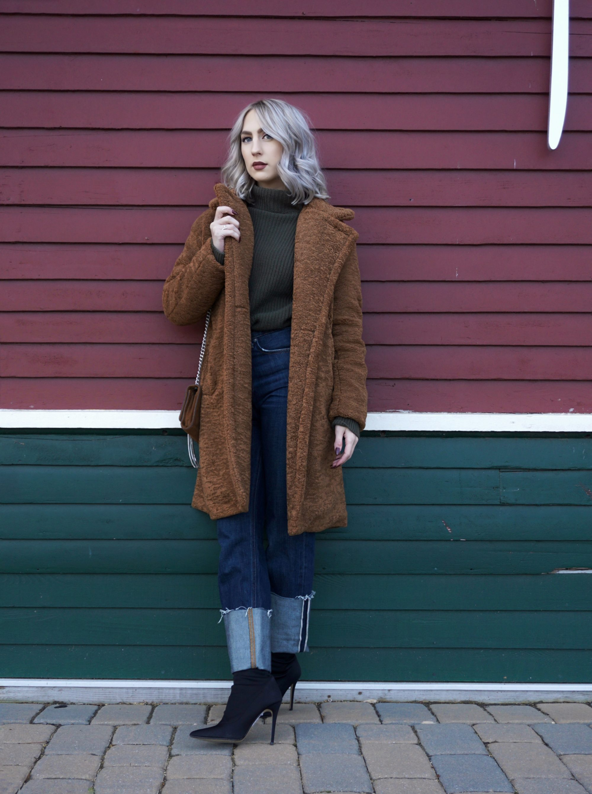 What I Wore: Christmas Eve | Until The Very Trend