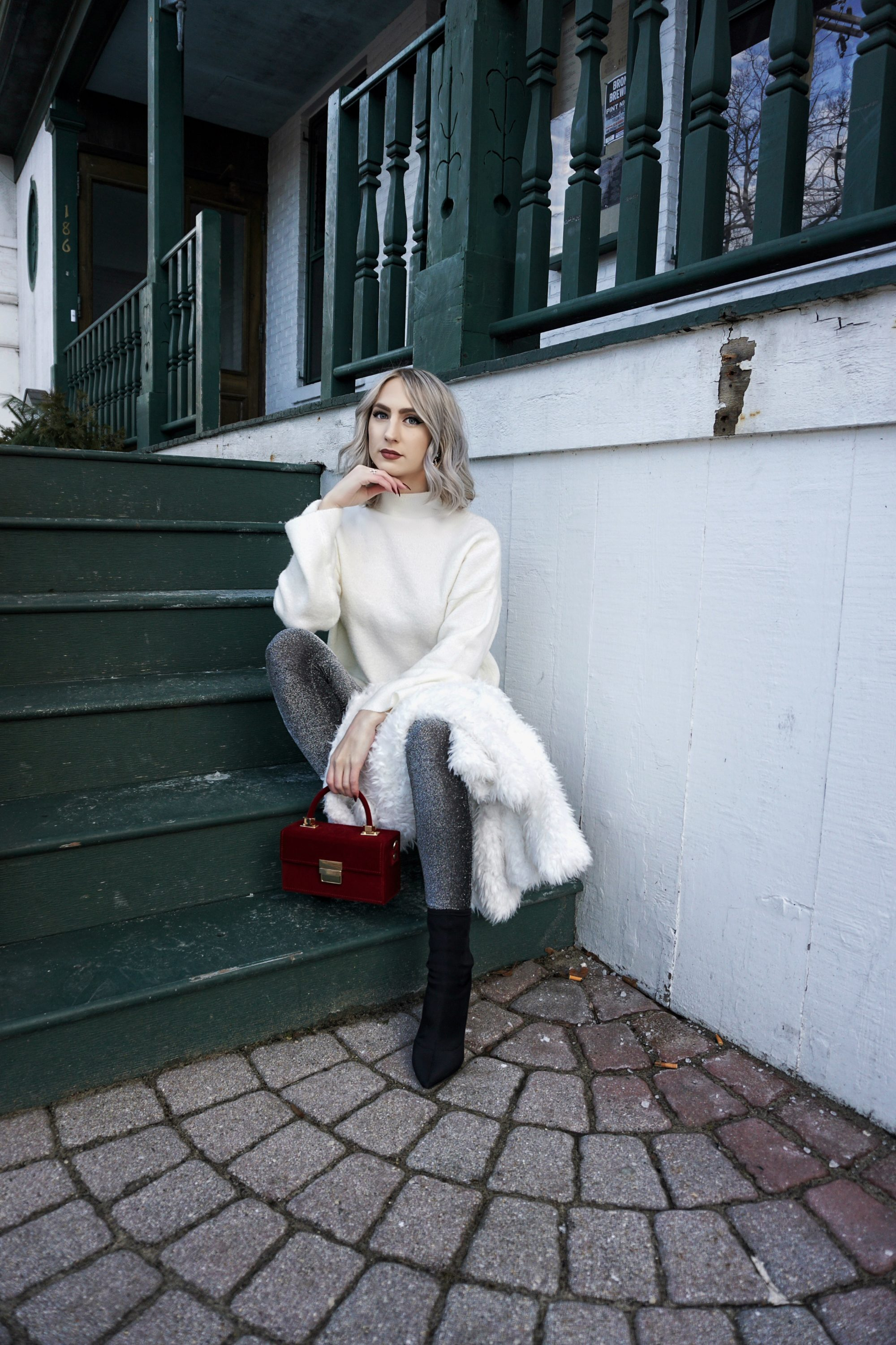 What I Wore: Christmas Day   Until The Very Trend