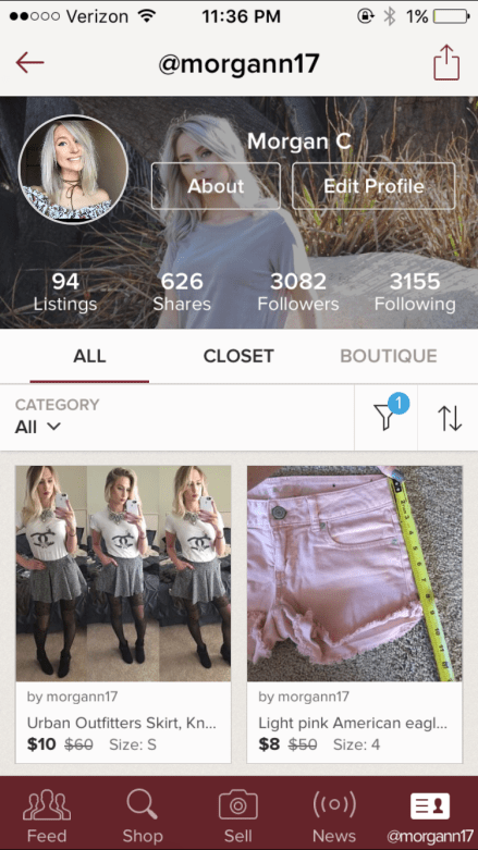 10 Tips For Selling Clothes on Poshmark (The Best App for Selling Clothes) | Until The Very Trend