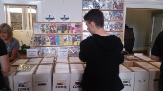So many comics!