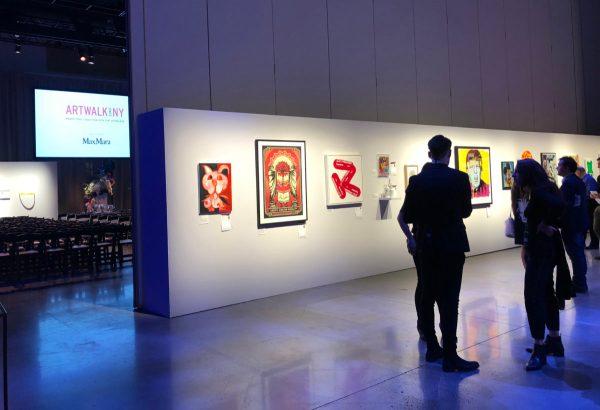 Artwalk 2018 Raises Funds Homeless With Artwork
