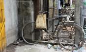 Bike and Trash Jessore
