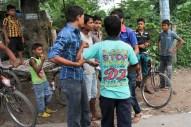 Boys Arguing Jessore