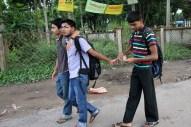Boys Holding Hands Jessore