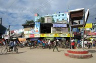 Intersection Jessore