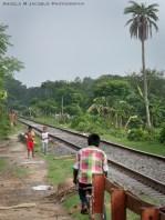 Train Tracks Jessore