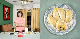 Delicatessen with love GabrieleGalimberti. Cuisine de grand-mère