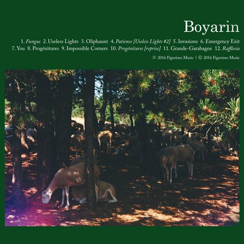 La cover de l'album