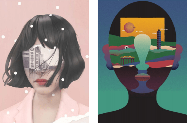 © Hsiao-Ron Cheng - Untitled et © Martin Nicolausson - The City
