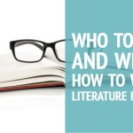 Who to Cite & When (How to Write Literature Reviews)