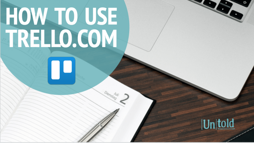 How to Use Trello.com Blog Image