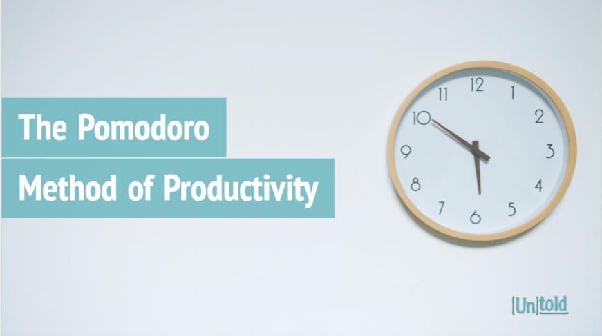 Pomodoro Method Blog Image