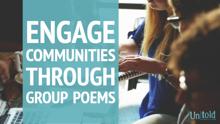Group Poem Community Engagement