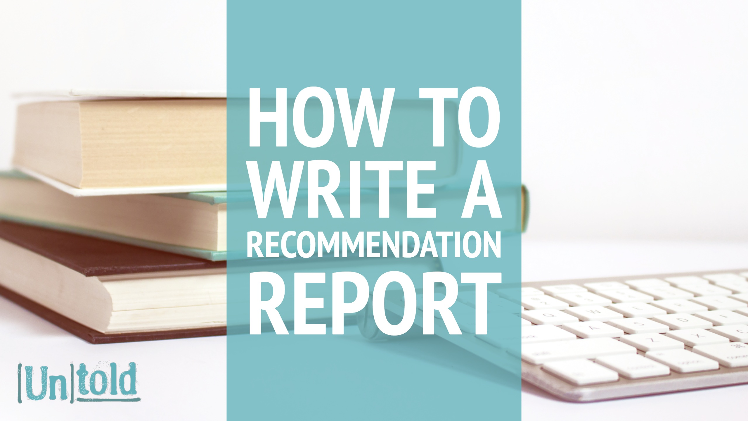 recommendation