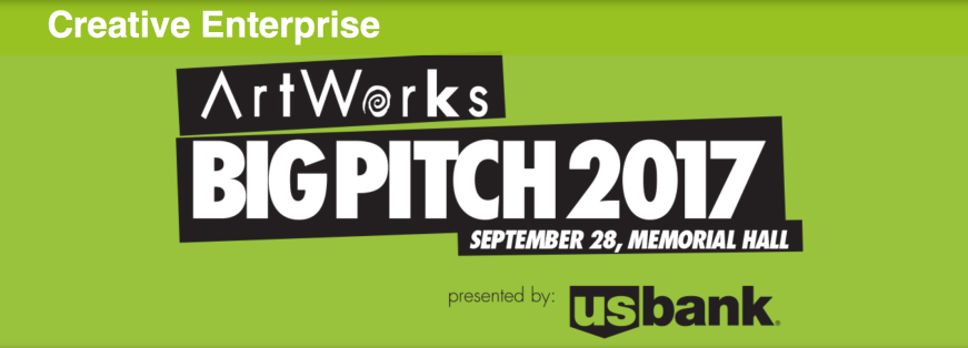ArtWorks Big Pitch - Untold Content Katie Trauth Taylor Finalist