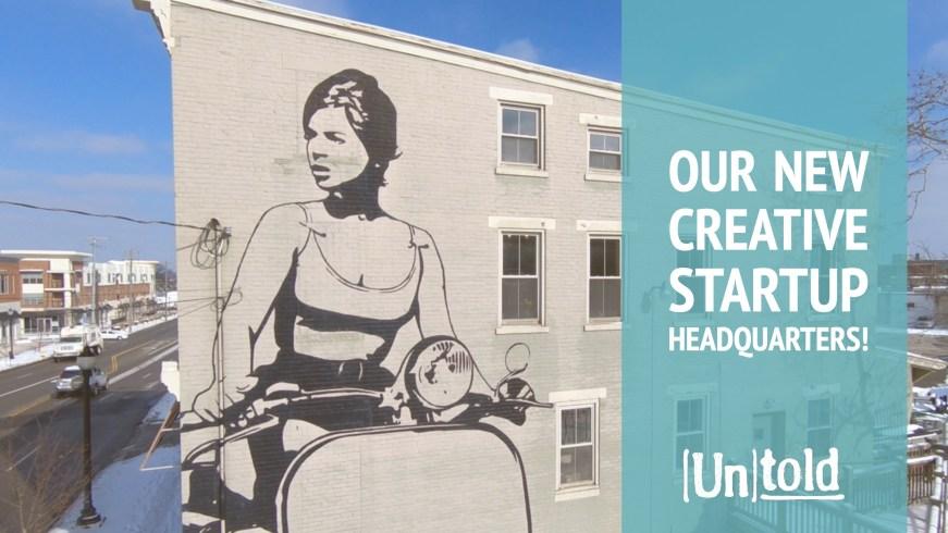 Creative, Collaborative Startup Office Design