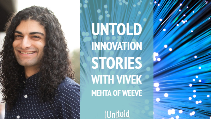 Untold Innovation Stories with Vivek Mehta