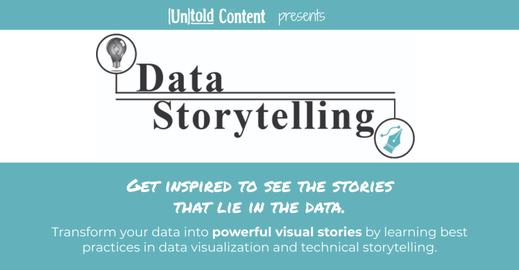 Data Storytelling Ad