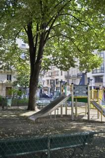 Square Saint-Bernard – Saïd Bouziri