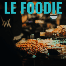 Formule le foodie travel planner