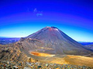 Tongariro Vulcano